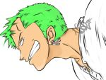 Roronoa Zoro - Coloured Lineart by Noel-TF