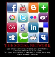 Social Networkisation by MexPirateRed