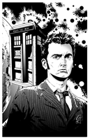 David The Doctor by cohensghost