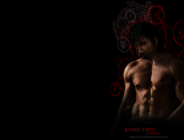 Kurtis Trent, Angel of Hotness by Pink-Sun-zuzitko
