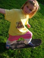 Little Sk8ter by magic-mystery