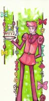 prince gumball by blackflameknight