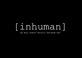[inhuman] by AliceXOffered