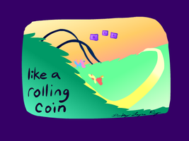 Like a Rolling Coin - title by jazaaboo