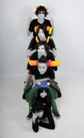 HS - Totem Pole by umiyo