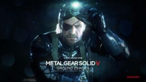 Metal Gear Solid 5 Ground Zeroes wallpaper by SolidAlexei