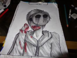 Eyeless Jack [Video] by floriyon