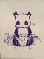 Panda by Kerlyyy