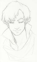 Sly Enjolras by cillabub