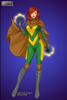 Hope Summers by MoonStar757