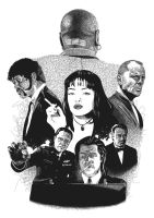 Pulp Fiction Tribute by kris-knave