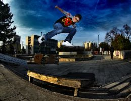 KicKFliP III by Ghostsk8ter
