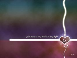 Your love by JDe