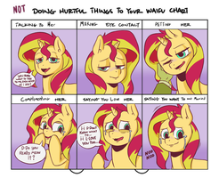 NDHTtyW  Chart - Sunset Shimmer by Raph13th
