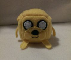 Jake Cube Plushie by Cube-lees