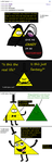 Bill Cipher Google autofill by ABtheButterfly