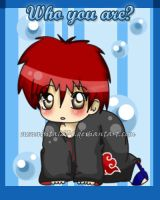 Chibi sasori: who you are? by nennisita1234