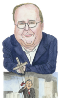 Karl Rove: The String Puller by JackRaz