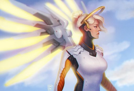 mercy by domirine