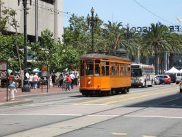 Not a San Francisco Cable Car by ZCochrane