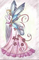 Butterfly Princess by astraldreamer