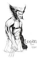 Logan SNIKT by aposcar