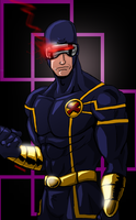 Cyclops Awesome! by Wessel