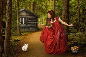 follow the white rabbit by chulii