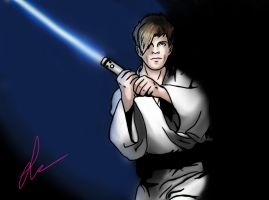 Jon Skywalker by McLeea