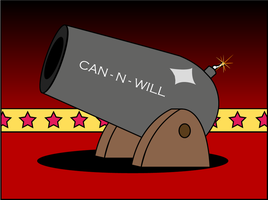 Cannon Will by Xpie
