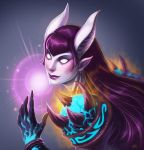 Arcane mage by Yulcha