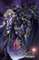 Final Fantasy IV - Dissidia by Soldier1rsZackFair