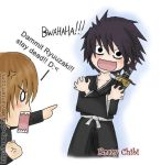 Death Note - L wins by Krazy-Chibi