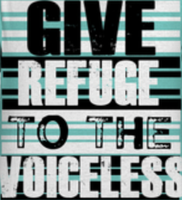 Give Refuge to the Voiceless by HeavenCalling