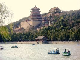 The Summer Palace by rukkuss