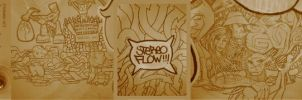 Hear the Wall by stereoflow