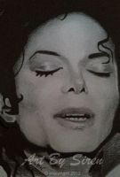 Bliss - July 31, 2012 - Michael Jackson by ArtbySiren