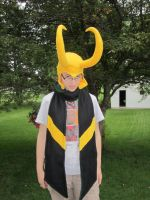 The Almost Loki Cosplay by Ghost-Apple