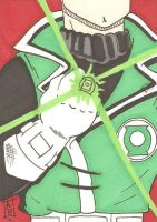 Guy Gardner SC by Elvatron