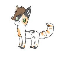 Might Have A New Fursona by lullabylantern