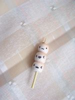 marshmallows on a stick by CuteTanpopo