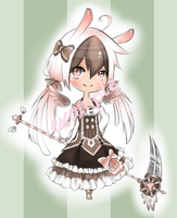 Choco-Berry Milk Chibi Adopt AUCTION [CLOSED] by Me2Unique