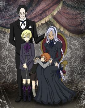 The Hell of a Family by surica