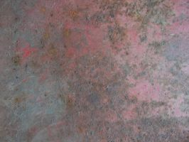 Red Rust Metal Texture by sdwhaven