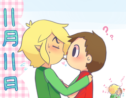 Pocky Dai ! 2014 by CiaoNaomiKai