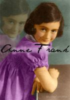 Anne Frank by Livadialilacs