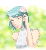 Franziska-Chinese style by StudioKawaii