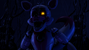 Never Fear my Bite  (fnaf sfm) by JR2417