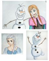 Frozen Collection by meowsap