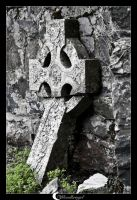 Ireland - Cemetery Carlingfort by Mondkringel